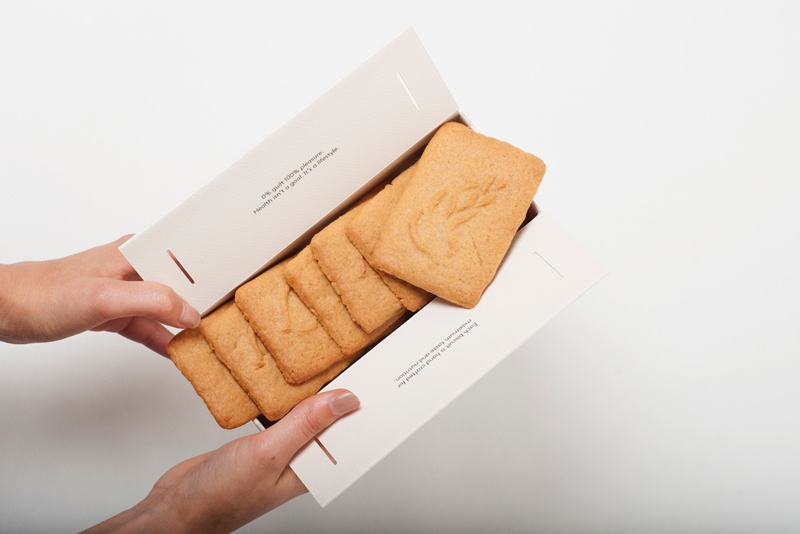diseño packaging galletas