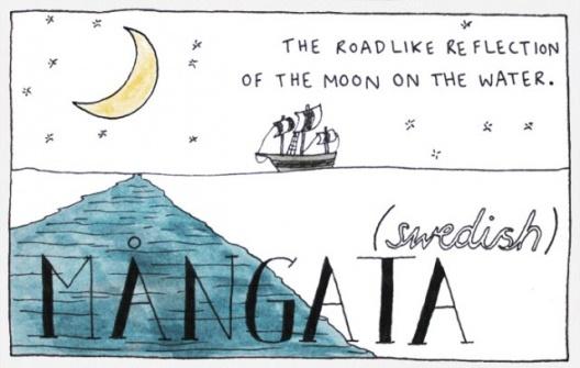 reflejo de la luna