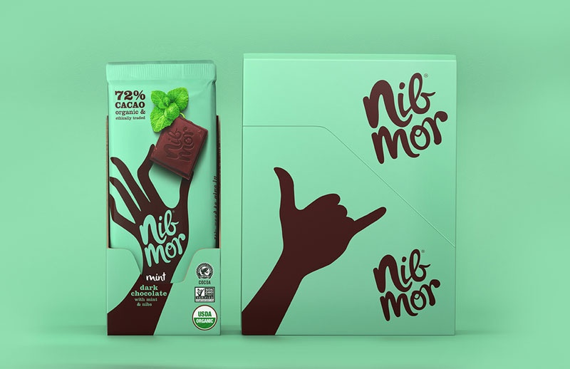 packaging chocolate