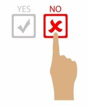 """5 casos en los que lo mejor es decir """"NO"""" y cómo hacerlo"""