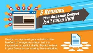 Los 5 peores enemigos de un buen post. Como aumentar la viralidad de tu blog