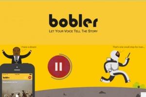 Nace Bobler, comunicación instantánea a través de mensajes de voz