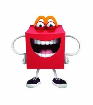驴Conoces a Happy, la mascota feliz de MacDonald?