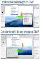 Cómo saber la calidad que tiene una imagen con GIMP