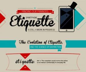 El Phubbing y la etiqueta social móvil a través de una estupenda infografía