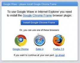 Google Frame dejará de dar soporte a Internet Explorer, conclusión…actualízate