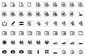 Nuevos iconos minimalistas gratuitos para tí