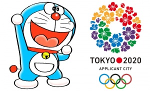 la historia de los logos olímpicos