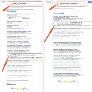 El segundo en Google en sólo 40 días. Así lo hacemos.