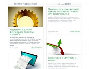 Latorre y Vega web index 2