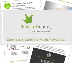Diseña y envía tus propios boletines o newsletters de forma profesional
