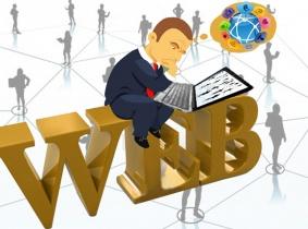 nuestra empresa en la red
