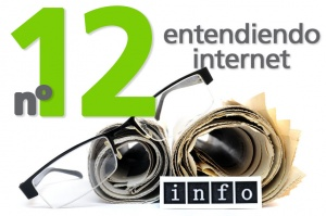 Entendiendo internet. Empezamos el año con el nº 12 de nuestro e-news