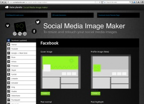 Recorta y retoca tus imágenes para las redes sociales de forma sencilla