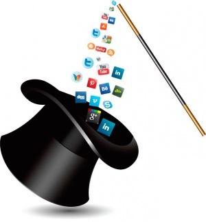 Trucos para publicar con éxito en las Redes Sociales. Infografía