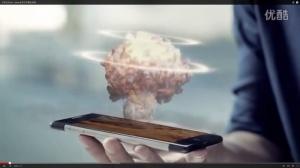 Llegan los hologramas 3D a los smarphones ¡Increible! Te presentamos el Takee