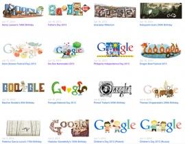 ¿Te gustan los doodles de Google?… que, que son?… los ves a diario