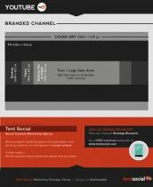 Otra estupenda infografía con todas las medidas de YouTube.