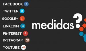 Te dejamos un post que te reúne todas las medidas de las redes sociales
